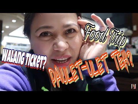 VLOG: PAULET ULET TEH? + FOOD TRIP + WALANG TICKET? | RobCehl VlogLife 2018