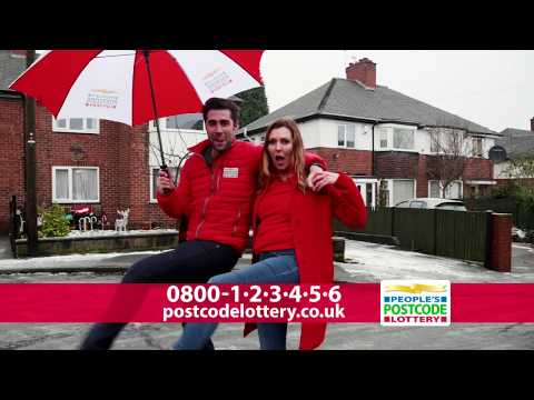 Adverts - Absolutely Fantastic - March Play - People's Postcode Lottery