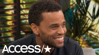 Michael Ealy Proves He's Super Relatable With Unique Hobby: 'It's Something I Can Control'