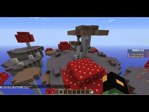 Minecraft Mineplex: How to get easy gems and loot!