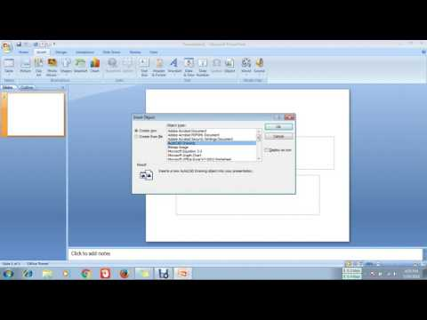 Write equation in  power point office 2007 bangla tutorial