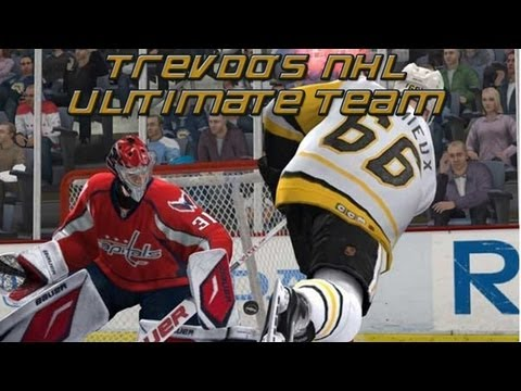 NHL 12 Trevdo's Ultimate Team Episode #1