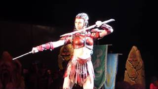 Encantadia 2016 | Presenting the Sang'gres in their Warrior Costumes