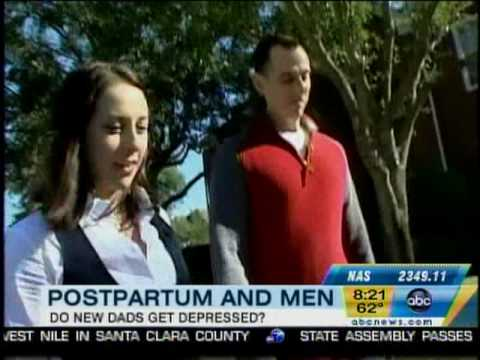 Postpartum Depression for New Fathers