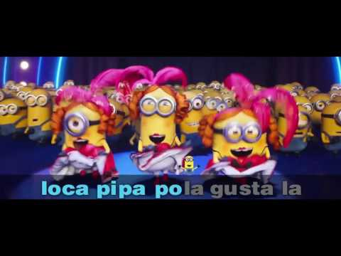 """Xxx Mp4 Sing """"Papa Mama Loca Pipa"""" The Impossible Karaoke Challenge Is On Now DespicableMeChallenge 3gp Sex"""