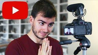 Cómo empezar a hacer vídeos de Youtube