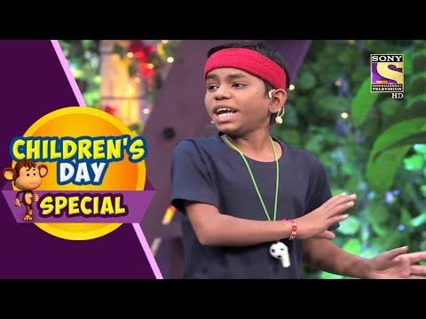 Xxx Mp4 Children S Day Special Khajur The Running Coach The Kapil Sharma Show 3gp Sex