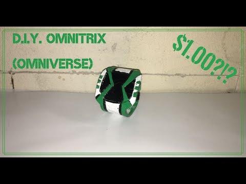 D.I.Y  Omniverse Omnitrix ($1.00)