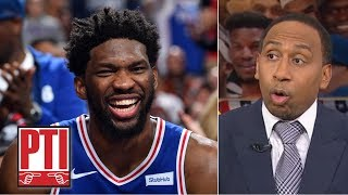The 76ers are my favorite to come out of the East in 2020 - Stephen A. | Pardon The Interruption