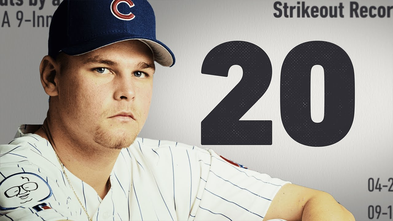 20 | The History Behind Kerry Wood's 20 Strikeout Game