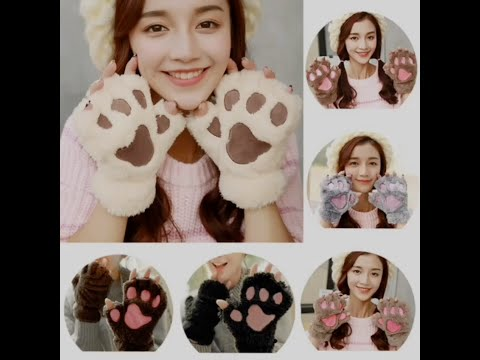 30% OFF Amazing Cute Cat Glove On Sale Today