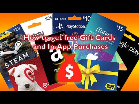 BEST way to Earn FREE Gift Cards for Roblox, iTunes, Play Store, and More!!!