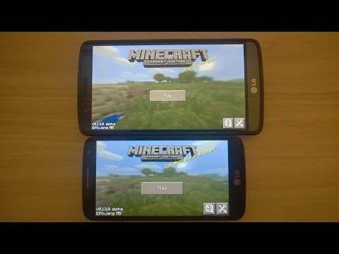 How to make LAN Server for Minecraft Pocket Edition