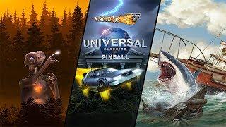 Pinball FX2 VR: Universal Classics Pinball  |  Oculus Rift, Oculus Go, + Gear VR
