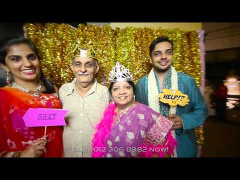 KL Photo Booth Indian Wedding Photo Booth