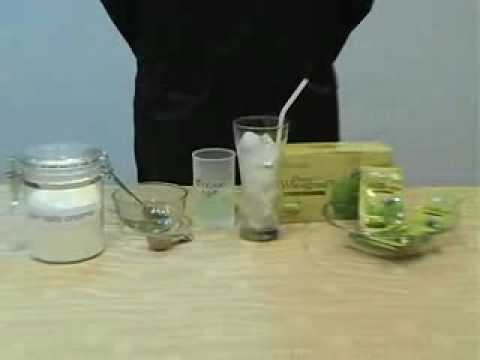 Organic Wheatgrass Plus Recipe 1.flv
