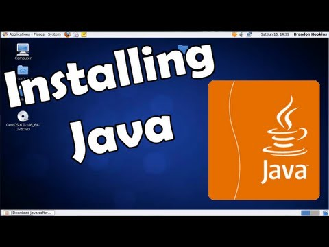 How to install Java in CentOS and other Linux Distros