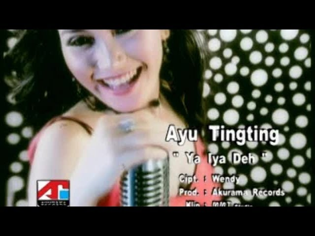 Download Ayu Ting Ting - Ya Iya Deh MP3 Gratis
