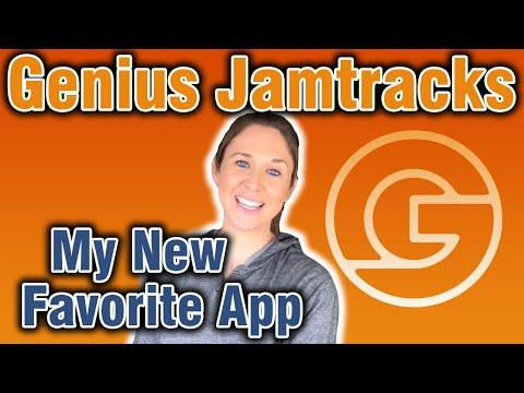 Genius Jamtracks: My New Favorite App