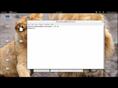 How to update kernel in linux (Fedora )