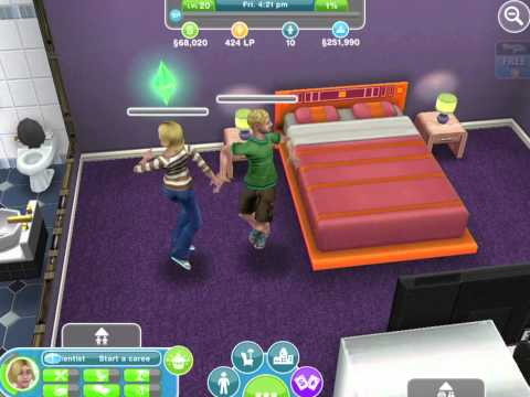 The Sims FreePlay - Marriage and Babies Update for ANDROID