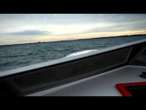30' velocity boat 1700 HP cigarette fountain style offshore fast