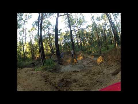 Dirt Jump Timelapse