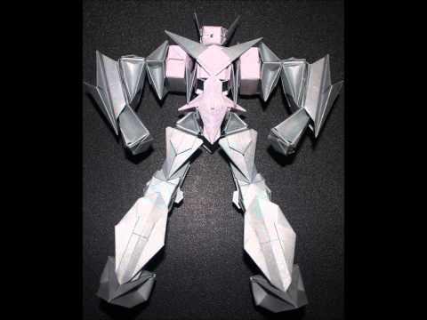 origami robot 6