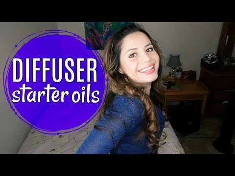 BEST ESSENTIAL OILS FOR DIFFUSER | BEGINNER'S GUIDE!