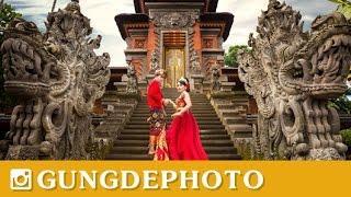 Behind The Scene Bali Prewedding Eka & Nesa