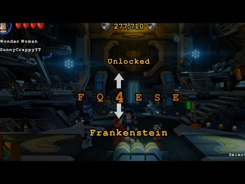 LEGO Batman 3: Beyond Gotham - All Cheat Codes