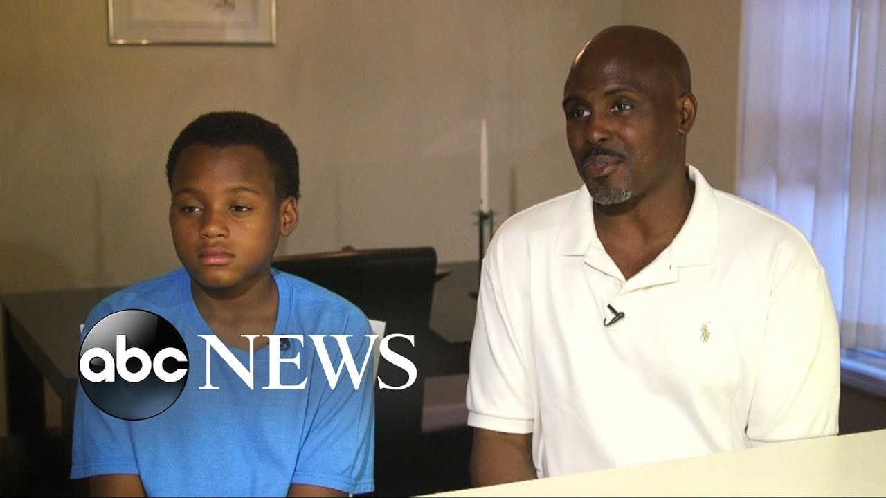 Race Conversation for Black, White Families is Worlds Apart