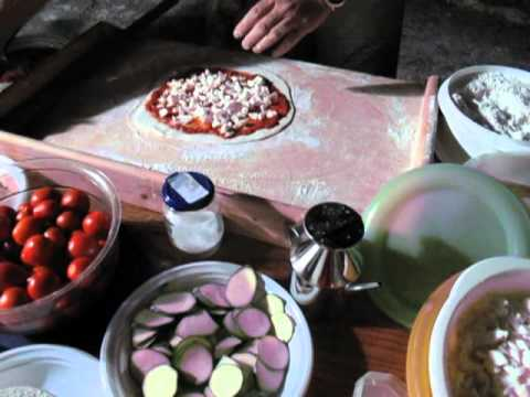 How To Make Brick Oven Pizza