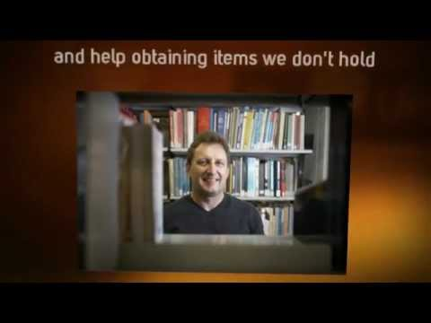 Research Support - An introduction to Curtin Library