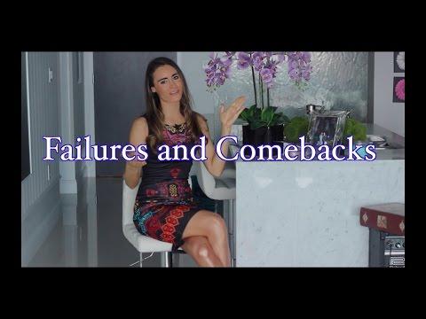 Failures and Comebacks as a Nurse