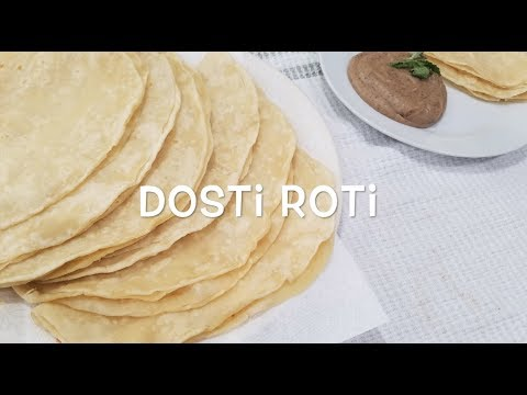 Dosti Roti || 2-in-1 Roti || To eat with Halwa- Episode 30