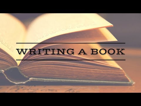 How To Write A Book [Tips from a Military Spouse]