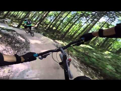 The Longest MTB Flow Trail In The World (Full)