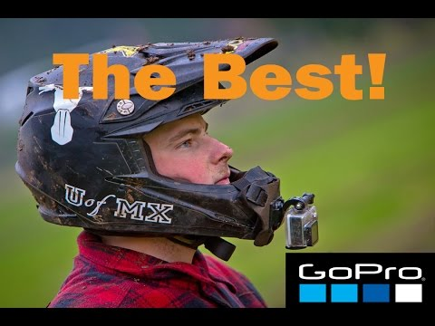 The Best ATV Motocross GoPro Helmet Mount