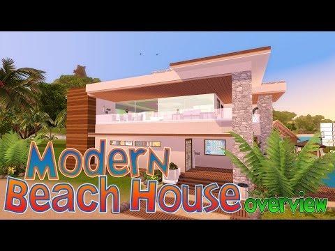 The Sims 3: Modern Beach House