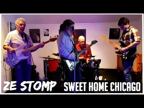 Ze Stomp - Sweet home Chicago (Poséïdon Bar Lounge)