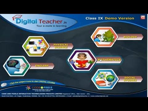 Square Root Spiral - Mathematics Class IX | Digital Teacher
