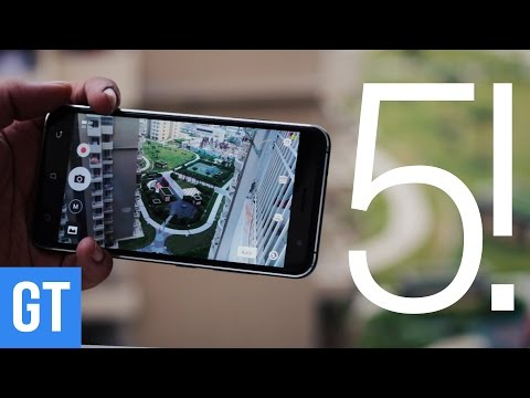 Top 5 Camera Phones Under Rs 15000