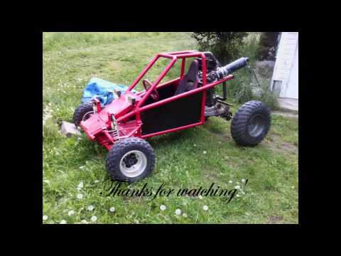 Buggy build! Simple full suspension buggy!