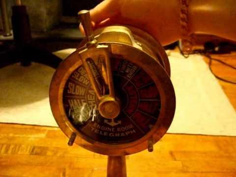 My Engine Telegraph