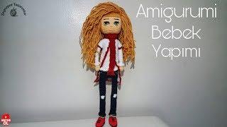 Amigurumi bebek ve resimli açıklamalı yapımı - 10marifet.org | 180x320