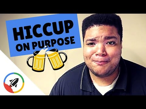 HICCUPS: How To Give Yourself Hiccups | 4 Easy Ways!