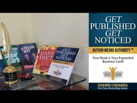 Author Means Authority Get Published Get Noticed