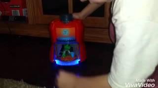 Beam Box / Boulder game play