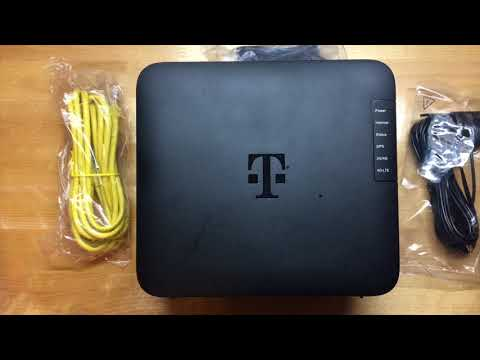 Tmobile 4G LTE Cellspot(2018 version) my thoughts